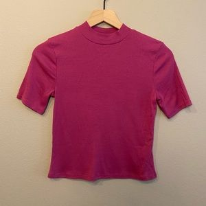 Pink Wild Fable top